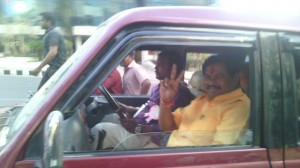 rajasingh-bjp-goshamahal-mla-victory-rally-2014