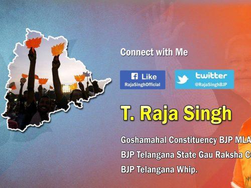 T Raja Singh